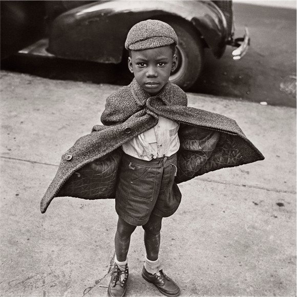 Butterfly Boy, NYC, 1949